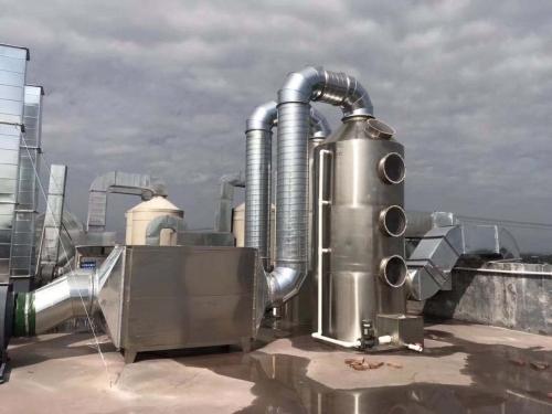 活性炭吸附塔优点与适用范围