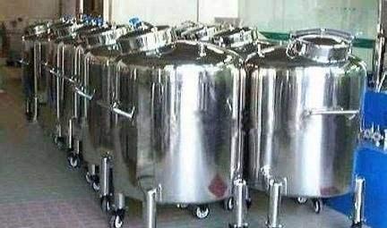 不锈钢搅拌罐的安装与调试
