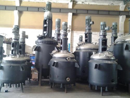 冷凝回流实验室反应釜系列