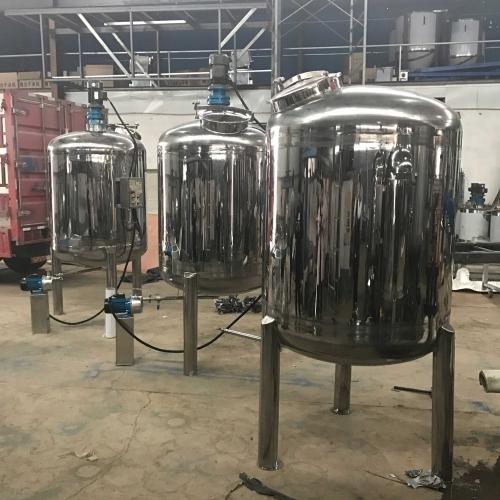 实验室反应釜系统主要特点