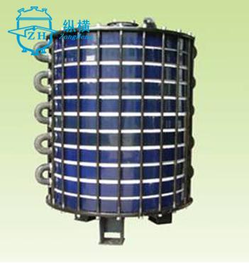 江西搪玻璃片式冷凝器