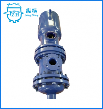 南昌搪玻璃列管冷凝器