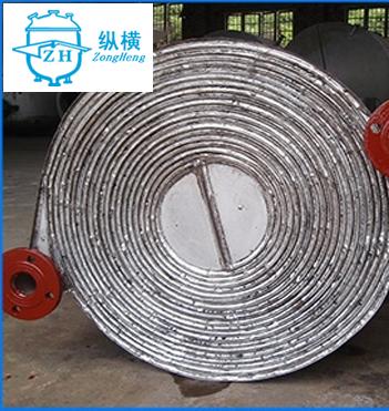 不锈钢螺旋板冷凝器30平方