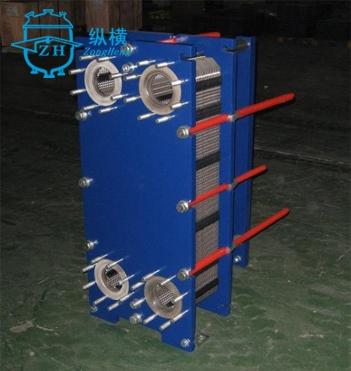 不锈钢板式冷凝器