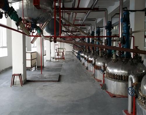 九江搪瓷反应釜